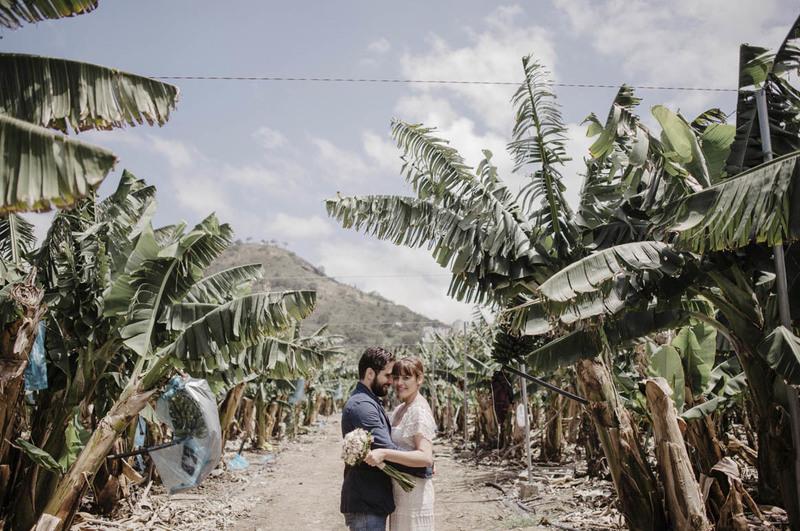 Concurso novias #charoruiz : una boda íntima y natural