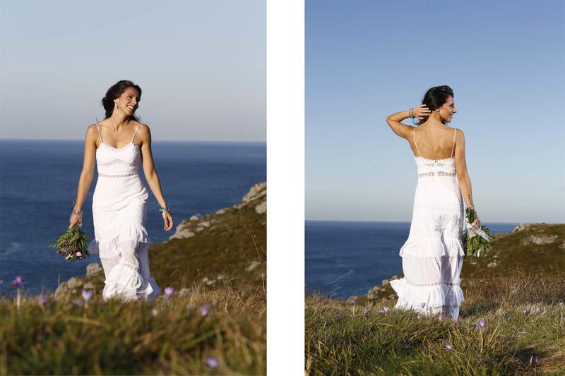 Concurso novias #charoruiz : sencillez bohemia